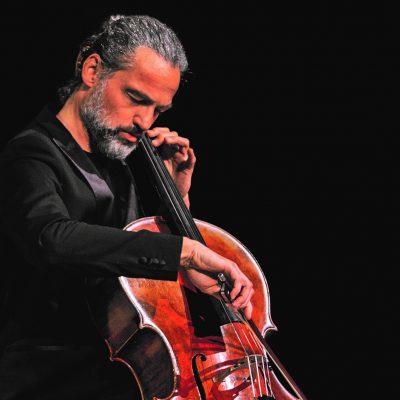 Jiří Bárta s violoncellem